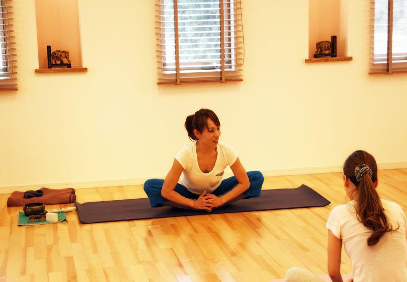 Yoga Studio H&BはじめてのヨガNori