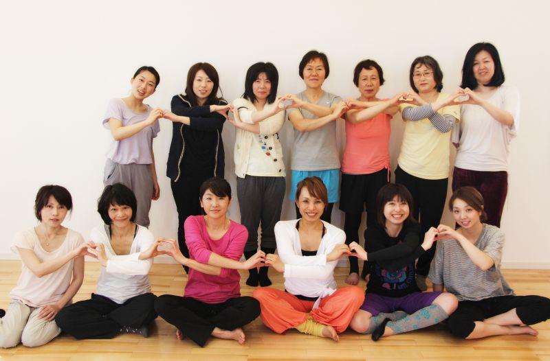 Yoga Studio H&B 女性のためのリストラティブヨガ